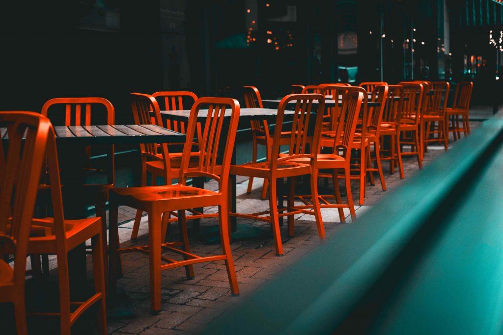 Lockdown ristoranti